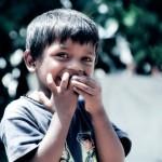 Muskana Bright eyed Kid