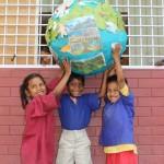WED 3 +globe