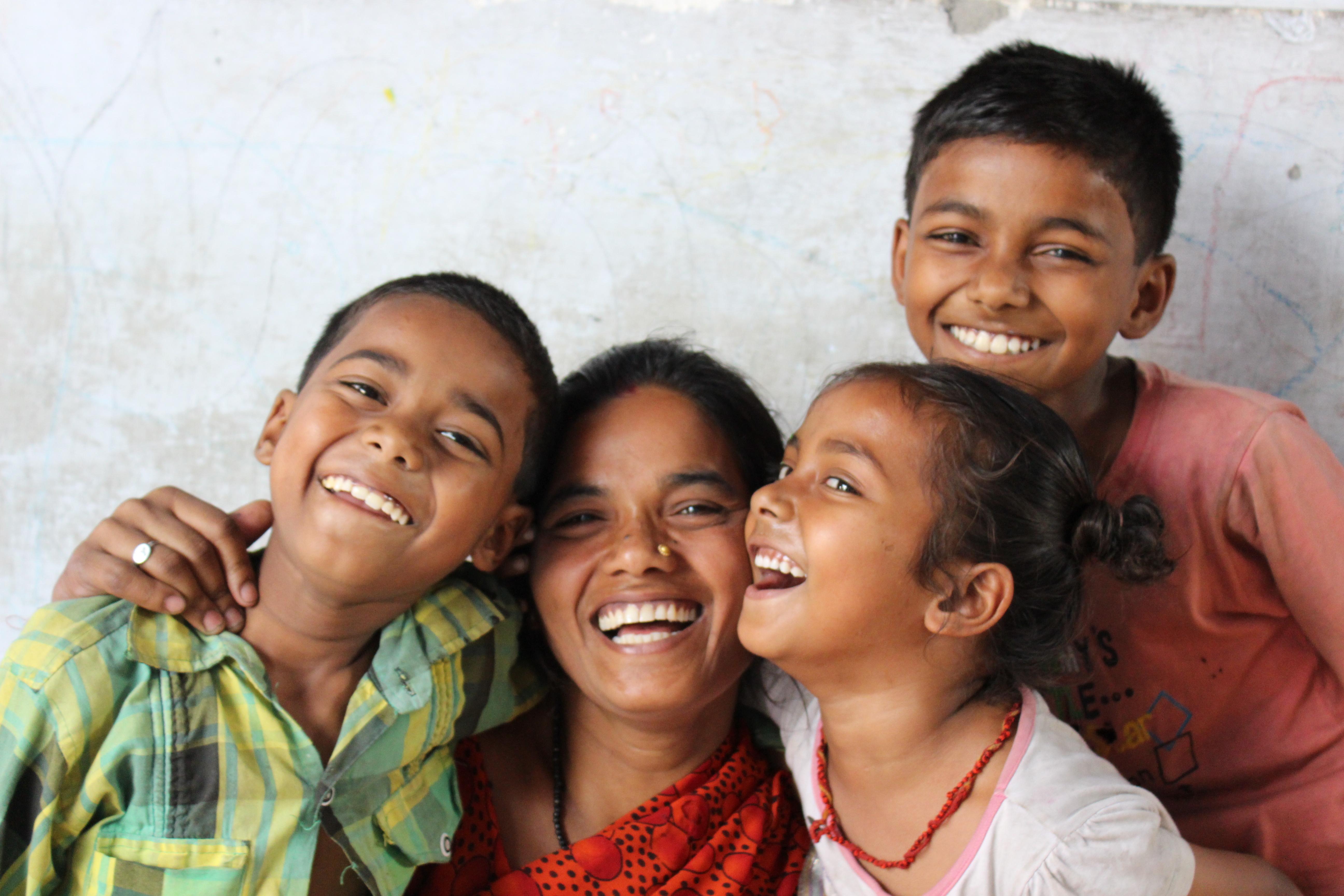 Heroes of Aasraa Geeta Didi Aasraa Trust Aasraa Trust