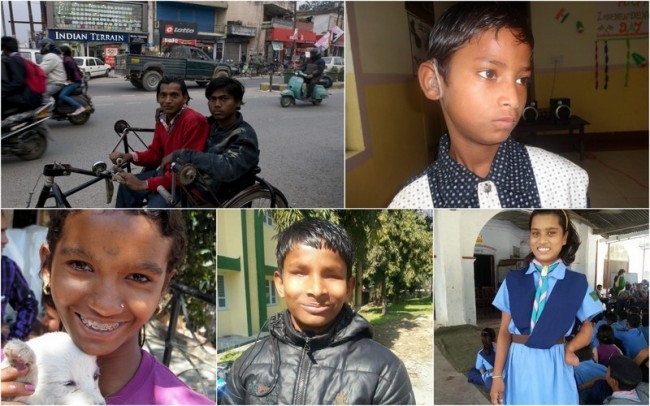 'Aasraa' for All: An inclusive family