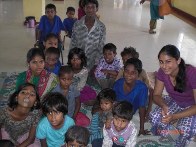 Kaveri's Week of Discovery