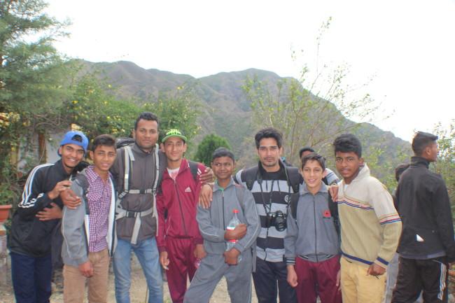 The Himalayan Getaway!