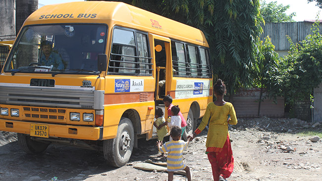 MOBILE LEARNING CENTERS