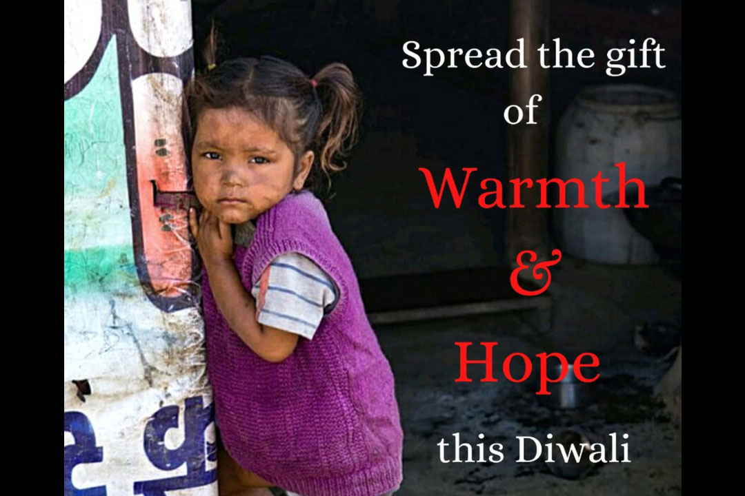 Diwali Winter Appeal